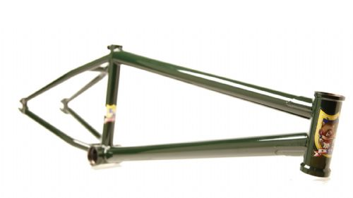 "S&M NBD Frame 21"" Forest Green"